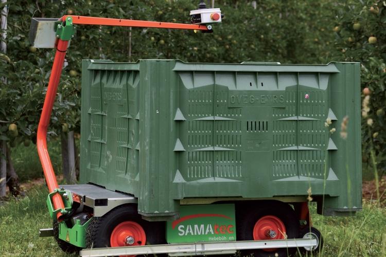 Evo850 | Elektrische Palloxwagen | Evoscoot