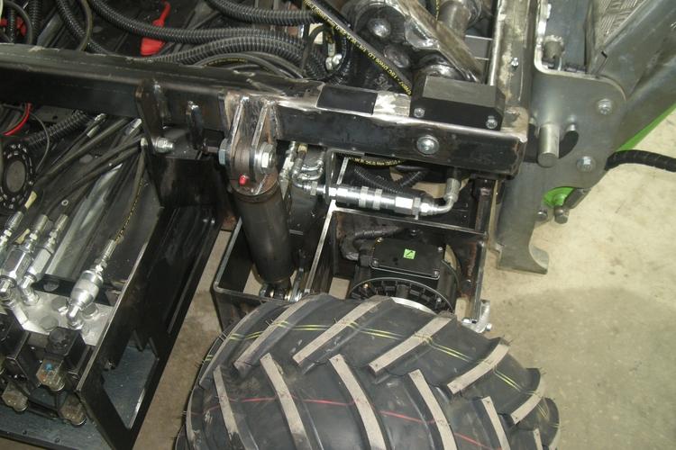 Evo1 Elektrische Motoren | Evoscoot